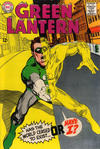Cover for Green Lantern (DC, 1960 series) #63