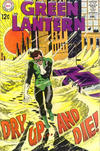 Cover for Green Lantern (DC, 1960 series) #65