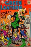 Cover for Green Lantern (DC, 1960 series) #66