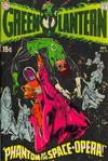 Cover for Green Lantern (DC, 1960 series) #72