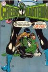 Cover for Green Lantern (DC, 1960 series) #74