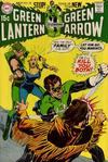 Cover for Green Lantern (DC, 1960 series) #78
