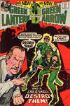 Cover for Green Lantern (DC, 1960 series) #83