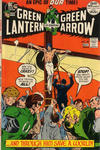 Cover for Green Lantern (DC, 1960 series) #89