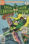 Cover for Green Lantern (DC, 1976 series) #93