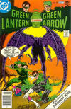 Cover for Green Lantern (DC, 1976 series) #96