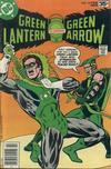 Cover for Green Lantern (DC, 1960 series) #101