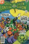 Cover for Green Lantern (DC, 1960 series) #107