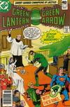 Cover for Green Lantern (DC, 1960 series) #122