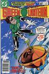 Cover for Green Lantern (DC, 1976 series) #153 [Newsstand Edition]