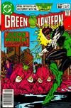 Cover for Green Lantern (DC, 1976 series) #156 [Newsstand]