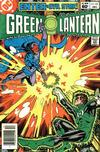 Cover for Green Lantern (DC, 1976 series) #159 [Newsstand Edition]
