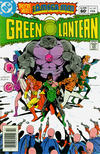 Cover Thumbnail for Green Lantern (1976 series) #161 [Newsstand]