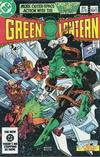 Cover for Green Lantern (DC, 1960 series) #168 [Direct]