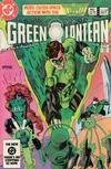 Cover for Green Lantern (DC, 1960 series) #169 [Direct]