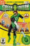 Cover for Green Lantern (DC, 1960 series) #181 [Direct]