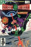 Cover for Green Lantern (DC, 1976 series) #186 [Direct Edition]