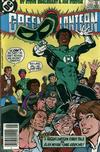 Cover for Green Lantern (DC, 1976 series) #188 [Newsstand]