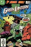 Cover for Green Lantern (DC, 1976 series) #202 [Direct Edition]