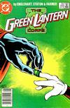Cover for Green Lantern (DC, 1960 series) #203 [Newsstand]