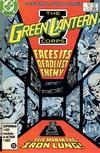 Cover for Green Lantern (DC, 1976 series) #204 [Newsstand]