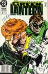 Cover for Green Lantern (DC, 1990 series) #3 [Newsstand]
