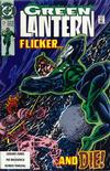 Cover for Green Lantern (DC, 1990 series) #21 [Direct]