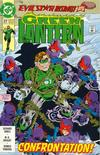 Cover for Green Lantern (DC, 1990 series) #27 [Direct]