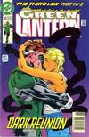Cover for Green Lantern (DC, 1990 series) #33 [Newsstand]