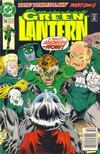 Cover Thumbnail for Green Lantern (1990 series) #34 [Newsstand]
