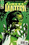 Cover for Green Lantern (DC, 1990 series) #49 [Direct Sales]