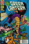 Cover Thumbnail for Green Lantern (1990 series) #58 [Newsstand]