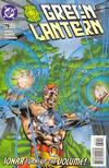 Cover for Green Lantern (DC, 1990 series) #79 [Direct Sales]