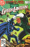 Cover for The Green Lantern Corps (DC, 1986 series) #206 [Direct]