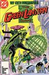Cover for The Green Lantern Corps (DC, 1986 series) #214 [Direct]