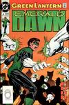 Cover for Green Lantern: Emerald Dawn (DC, 1989 series) #4 [Direct]
