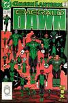 Cover for Green Lantern: Emerald Dawn (DC, 1989 series) #6 [Direct]
