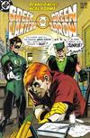 Cover for Green Lantern / Green Arrow (DC, 1983 series) #5