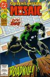 Cover for Green Lantern: Mosaic (DC, 1992 series) #2