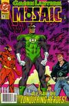Cover for Green Lantern: Mosaic (DC, 1992 series) #16 [Newsstand]