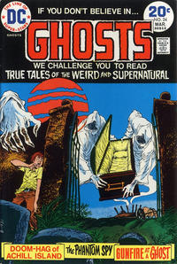 Cover Thumbnail for Ghosts (DC, 1971 series) #24