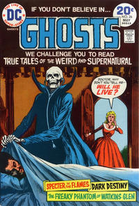 Cover Thumbnail for Ghosts (DC, 1971 series) #26