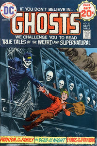 Cover Thumbnail for Ghosts (DC, 1971 series) #30