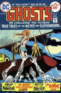 Cover Thumbnail for Ghosts (DC, 1971 series) #35