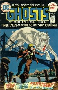 Cover Thumbnail for Ghosts (DC, 1971 series) #36
