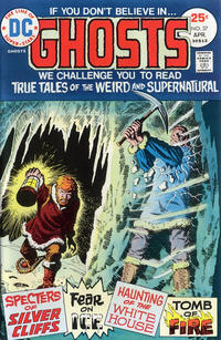 Cover Thumbnail for Ghosts (DC, 1971 series) #37