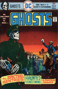 Cover Thumbnail for Ghosts (DC, 1971 series) #42