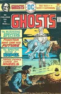 Cover Thumbnail for Ghosts (DC, 1971 series) #44