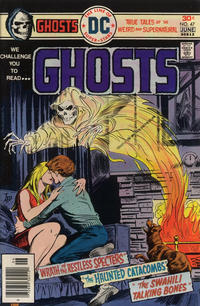 Cover Thumbnail for Ghosts (DC, 1971 series) #47