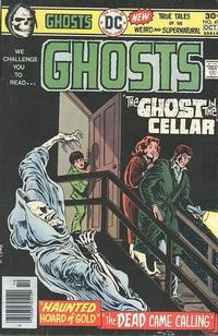 Cover Thumbnail for Ghosts (DC, 1971 series) #49